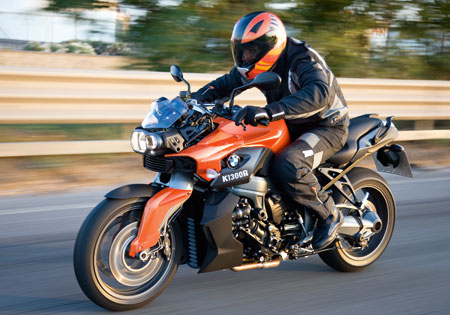 2004-2010 BMW K-series bikes such as the K1300R are being recalled due to a problem with the rear wheel linkage.