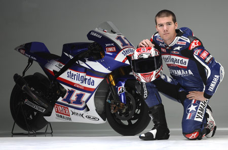 Ben Spies will sport a familiar number and familiar livery in his Valencia wildcard ride.