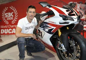 Troy Bayliss edition Ducati 1098R