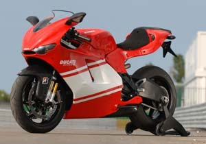 Still dreaming for your Desmosedici RR? Ducati North America is giving you another chance.
