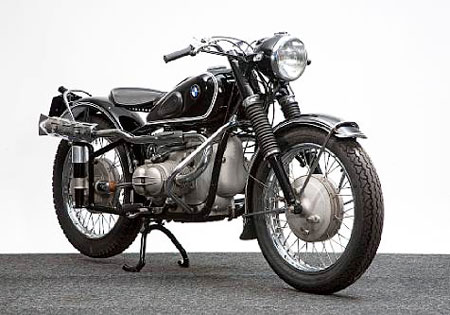 A BMW R67/2 used in the 1953 ISDT will have a new home in the BMW Museum in Munich.