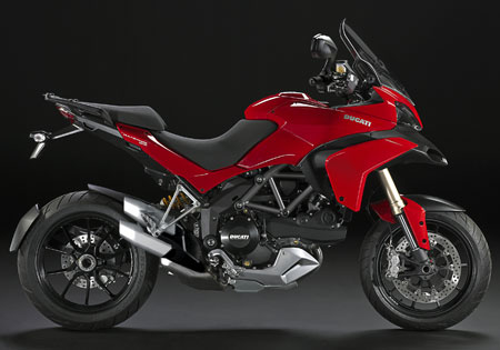 The Ducati Multistrada 1200 makes its American debut at the Long Beach IMS.