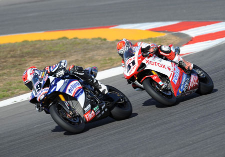 Ben Spies' phenomenal rookie WSBK season earned three SPEED Performance nominations.