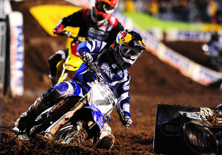 James Stewart and Chad Reed held one of the most dramatic racing duels in recent memory during the 2009 AMA Supercross Championship.
