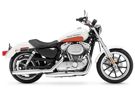 2011 Harley-Davidson SuperLow XL 883L