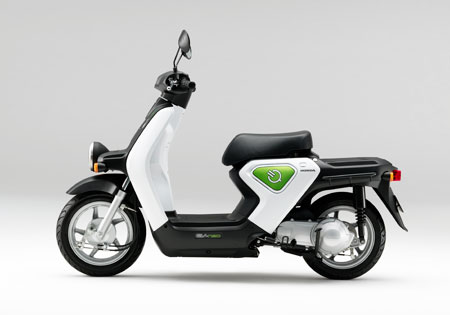 Honda EV-neo electric scooter