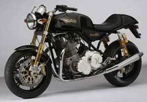 Stuart Garner plans to produce 50 units of the Norton 961 Commando SS by the summer of 2009.