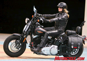 The MIC reports that women represent 12.6% of all motorcycle riders.