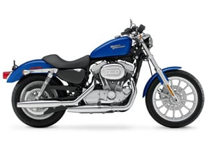 Harley-Davidson declared its first-quarter Sportster trade-up program a success.