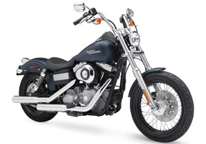 The 2009 Harley-Davidson FXDB Dyna Street Bob is the subject of two recall notices issued in December.