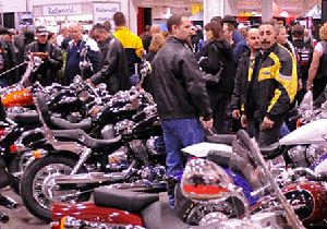 The North American International Motorcycle Supershow is entering its 33rd year.