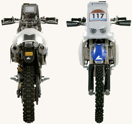 Bmw Xchallenge Tackles 2008 Dakar Rally