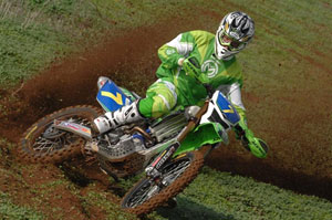 Ricky Dietrich earned top AMA honors.