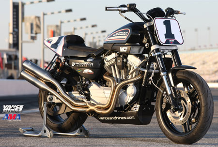 The Rossmeyer Daytona Racing Team is returning to AMA competition in the Harley-Davidson XR-1200 series.