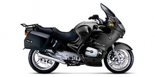 2004 BMW R 1150 R Night Black