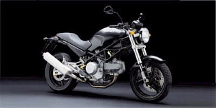 2004 Ducati Monster 620 Dark