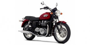 2004 Triumph Bonneville Base