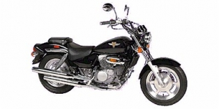 2005 AlphaSports 250 V-Twin Cruiser