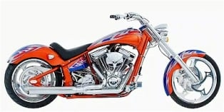 2005 American IronHorse Outlaw® Base