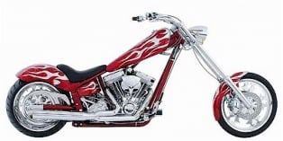 2005 American IronHorse Texas Chopper™