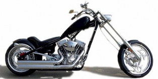 2005 Big Dog Chopper Base