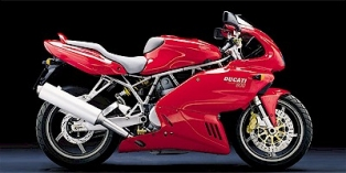 2005 Ducati Supersport 800