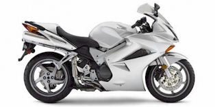 2005 Honda Interceptor ABS