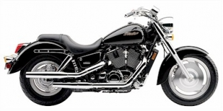 2005 Honda Shadow® Sabre