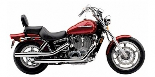 2005 Honda Shadow® Spirit