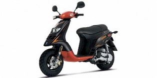 2006 Piaggio Typhoon Special Edition