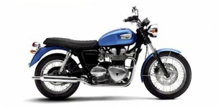 2005 Triumph Bonneville Base
