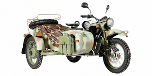 2008 Ural Gear-Up 750