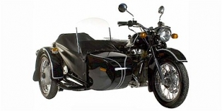 2006 Ural Retro 750 With Sidecar