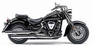 2006 Yamaha Road Star Midnight