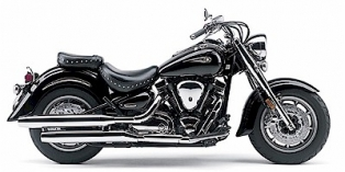 2005 Yamaha Road Star Midnight