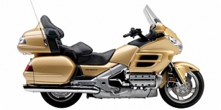 2006 Honda Gold Wing Audio / Comfort / Navi / ABS