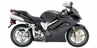 2006 Honda Interceptor ABS