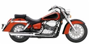 2006 Honda Shadow® Aero