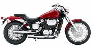 2006 Honda Shadow® Spirit 750