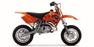 2007 KTM SX 50 Junior
