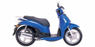 2006 Kymco People S 125