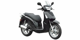 2006 Kymco People S 200