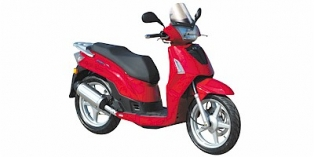 2009 Kymco People S 50
