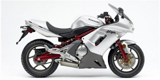 2006 Kawasaki Ninja® 650R Reviews, Prices, and Specs