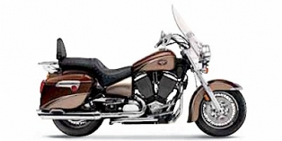 2006 Victory Touring Cruiser