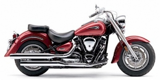 2006 Yamaha Road Star Base