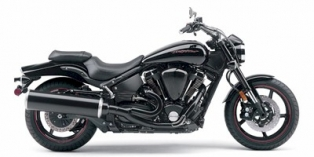 2005 Yamaha Road Star Warrior Midnight