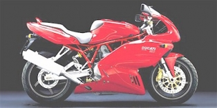 2007 Ducati Supersport 800