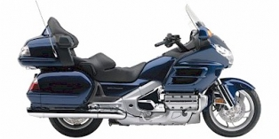 2007 Honda Gold Wing® Airbag