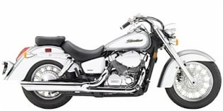 2007 Honda Shadow® Aero